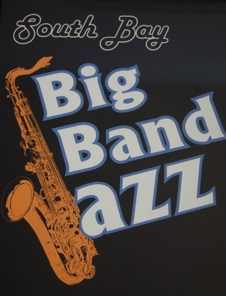South Bay Big Band Jazz Ensemble Logo
